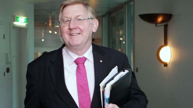 Pushing for increased surveillance ... Resources, Energy and Tourism Minister Martin Ferguson.