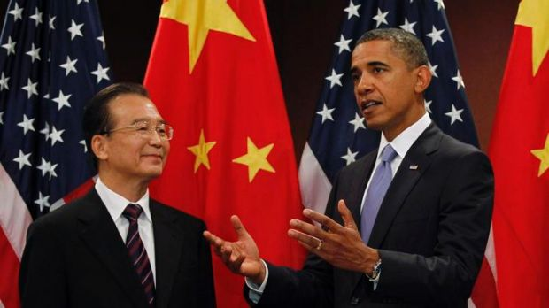 Obama was at it again last week, painting China as a threat to US military dominance of the globe, a dominance that is ...