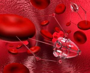 Nanobots could be used to fight cancer.