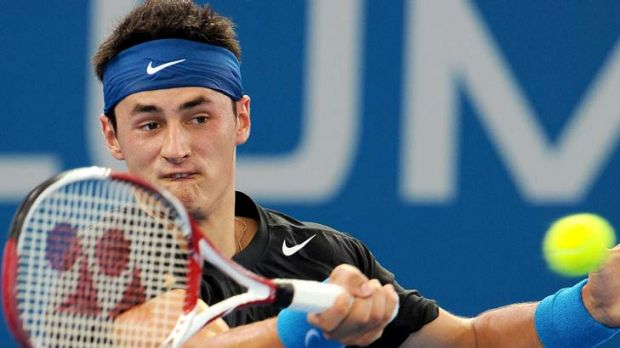 Bernard Tomic has been fined twice by police in two hours.