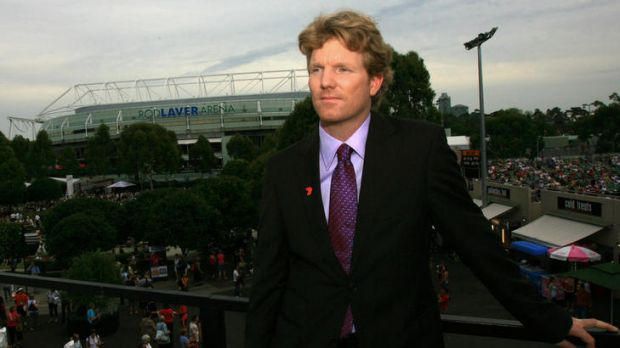 Love him or hate him, Jim Courier remains a key part of the tennis commentary team.