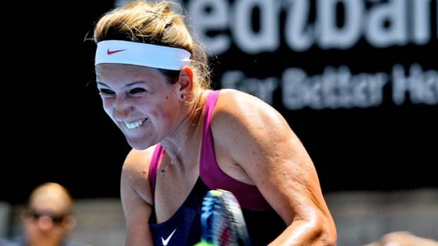 Might … Victoria Azarenka.