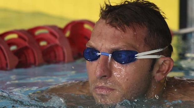 Ian Thorpe: Disappointing 13th placing in the 100 metre event.