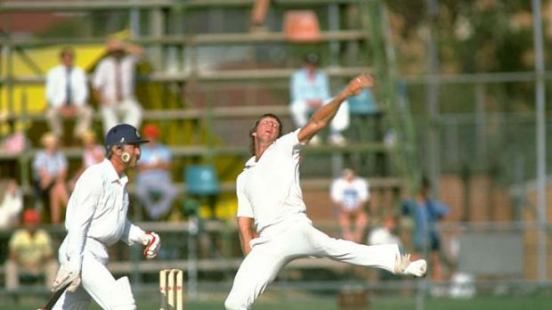 Jeff Thomson during his prime.