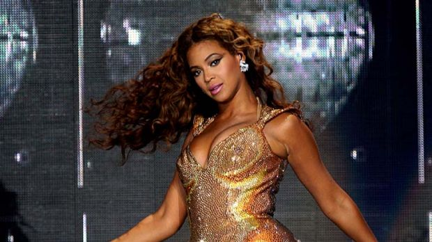 Sultry ... Beyonce Knowles.