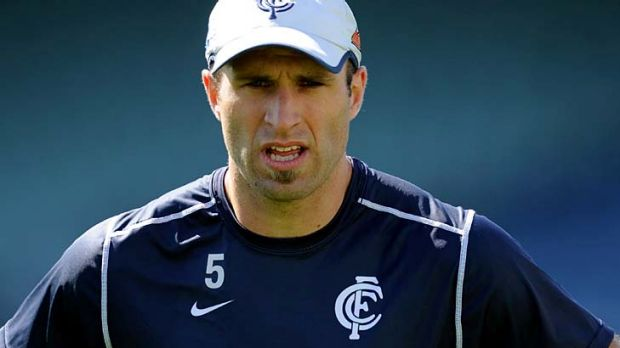 Chris Judd underwent surgery on his shoulder last month but is on track for a start in the NAB Cup pre-season competition.