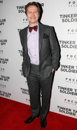 Gary Oldman at a special screening of <i>Tinker Tailor Soldier Spy</I>.