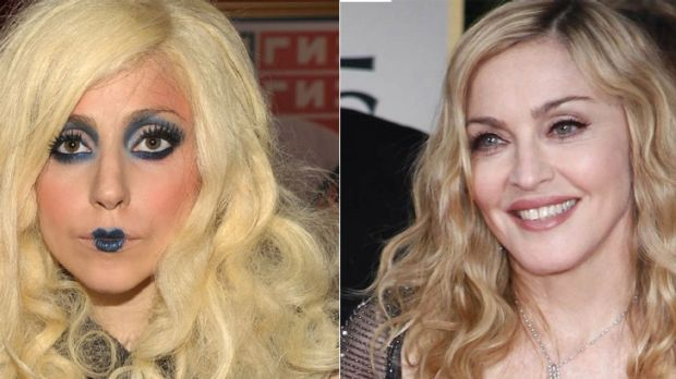 It seems there is no love lost between Lady Gaga and Madonna.