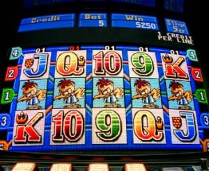Children are accessing online and mobile phone applications that simulate playing poker machines.