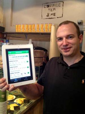Wealie app founder Patrick Schilling.