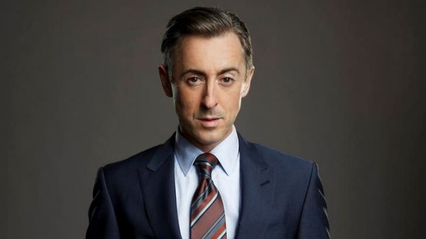 Alan Cumming relishes playing the machiavellian Eli Gold on <i>The Good Wife</i>.