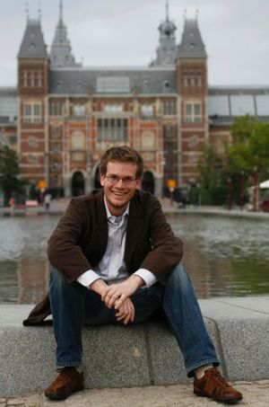 Brush with death ... at a crossroads of belief, John Green turned from the ministry to writing.