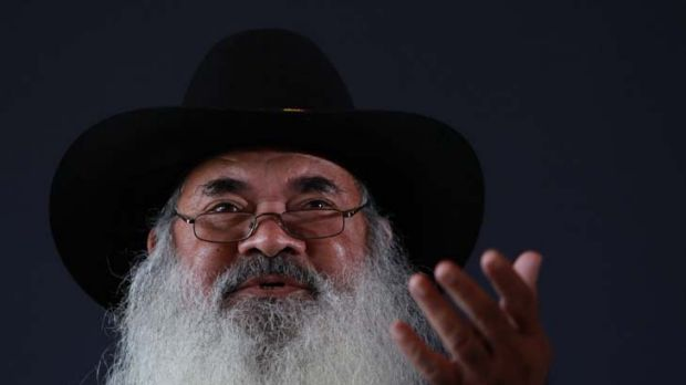 ''[We] will need fortitude, patience, staying power and fierce determination'' … Patrick Dodson, co-chairman of ...