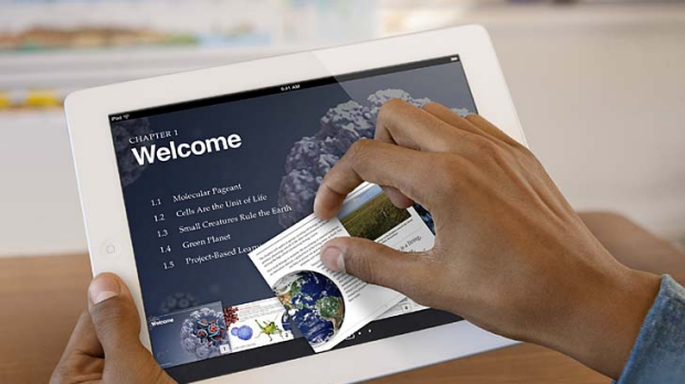 Apple's new digital textbook service called iBooks 2 has been released.