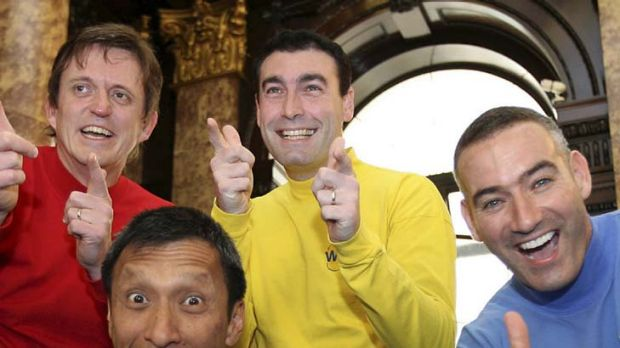 If the skivvy fits ... the return of Greg Page as the yellow Wiggle restores the hugely successful group to their ...
