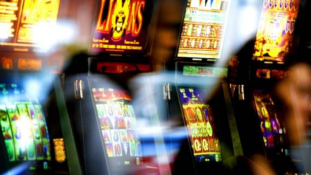 Pokies plan ... a trial of the gambling restrictions will take place next year.