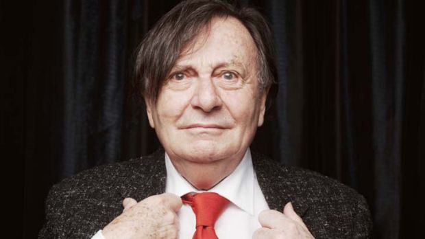 'Humble day': Australian comedian Barry Humphries has won the title of Australian of the Year in the UK.