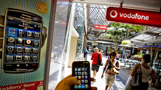 Vodafone was more aggressive in its subsidies than other carriers, research found.