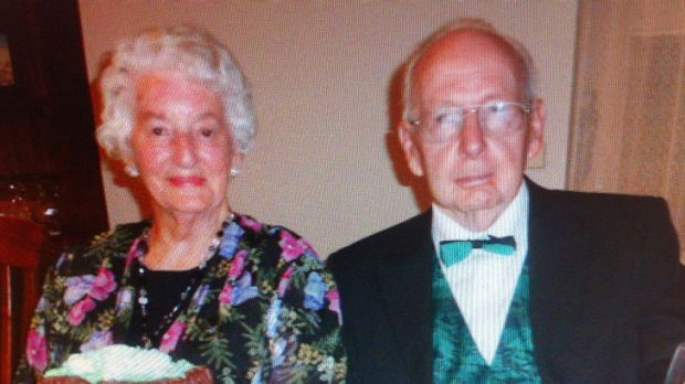 Donald and Patricia Logan ... died in the crash with their son.