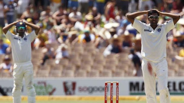 Backlash ... India's poor performance against Australia in Test matches has advertisers re-thinking their association ...