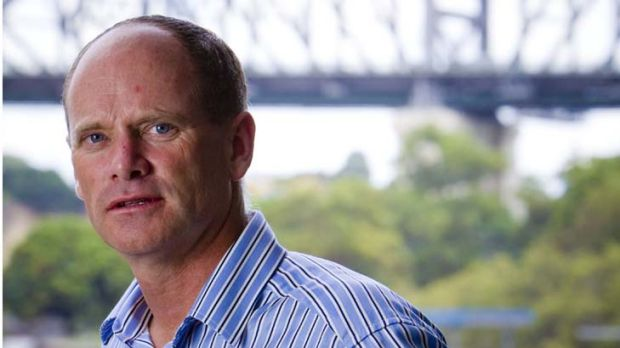 A man whose word means nothing ... Anna Bligh speaks of former mayor of Brisbane, Campbell Newman.