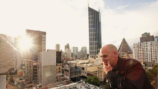 Filming in the city proved tricky but in true Working Dog style, Rob Sitch and his crew embraced every challenge.
