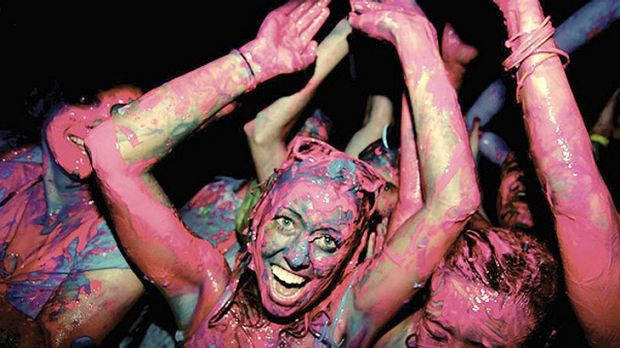 Dayglow, one of several colourful events being hosted this Saturday.