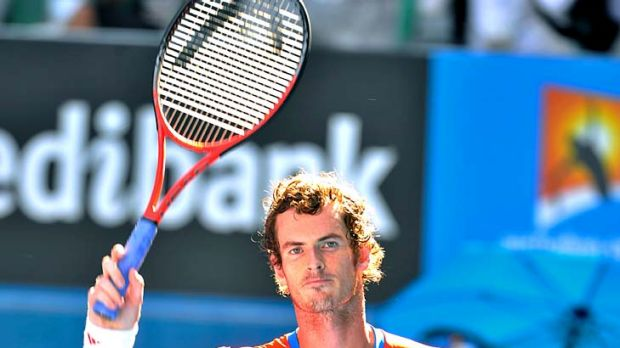 Andy Murray is hoping that he can finally win a grand slam title.
