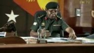 Papua New Guinea rebel soldiers demand Somare's reinstatement (Video Thumbnail)