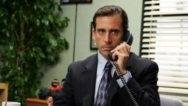 In the US version of <i>The Office</i>, Steve Carell's character cops flak for hiring his incompetent nephew. He says ...