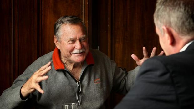 Football great Ron Barassi shares his inspirations.