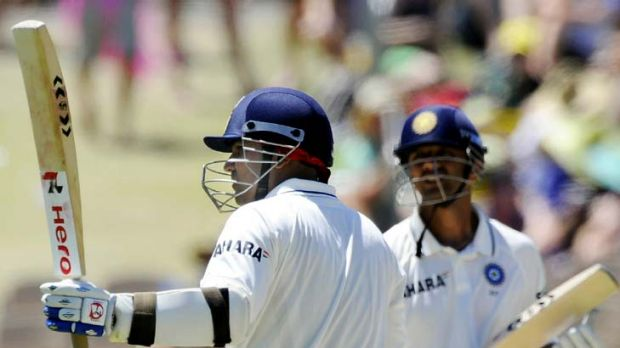 Flash of brilliance .. but India could have done with more from Virender Sehwag, celebrating a blistering 50 yesterday.