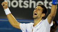 Djokovic victorious in five-setter (Video Thumbnail)