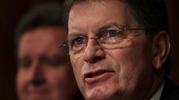 The Baillieu government is fighting to keep secret the public service's advice after the November 2010 election.