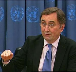 """""""[The proposals] may be big but they are quite feasible"""" ... Janos Pasztor, UN panel secretary."""