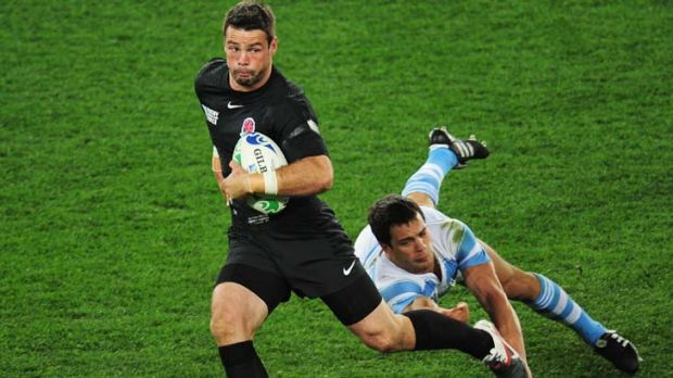 Unfulfilled potential ... Ben Foden.