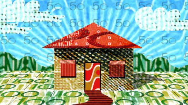 Unfamiliar territory … property investments are no longer guaranteed money-spinners. <i>Illustration: Karl ...