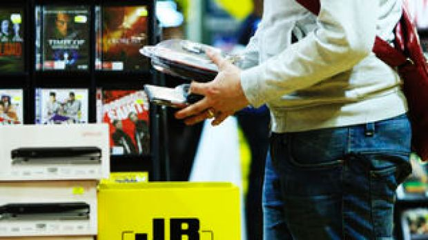 JB Hi-Fi chief executive Terry Smart says he expects discounting will continue.