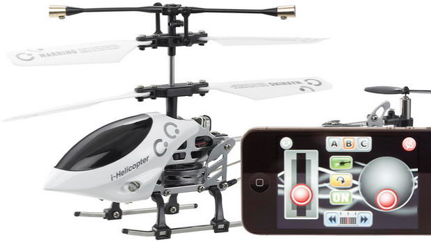 Jaycar RC Helicopters.