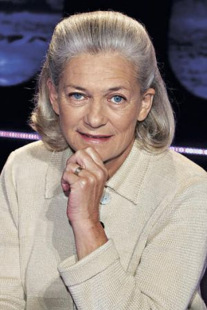 Sacrificial mam ... Badinter blames reactionaries for heaping on the guilt.