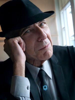 """He knows he's really nothing"" ... Leonard Cohen."