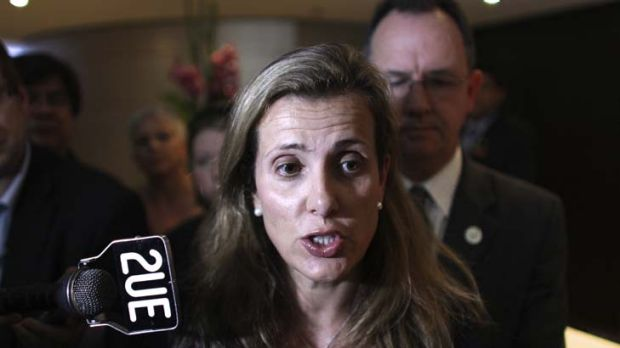 Kathy Jackson ... she said Craig Thomson was preparing to accuse her former husband Jeff Jackson of complicity in a ...