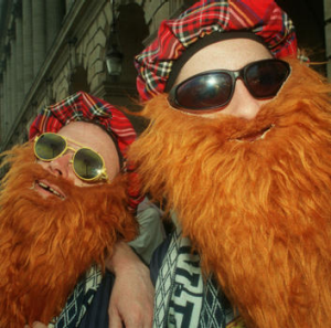 Unrecognisable ... Apple's Siri voice-recognition system cannot comprehend Scottish accents.
