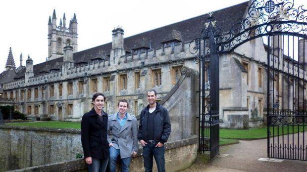 Oxford and cambridge are the oldest and most prestigious universities in great britain