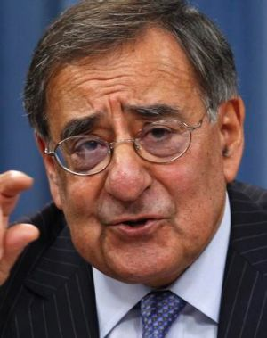US Defence Secretary Leon Panetta.