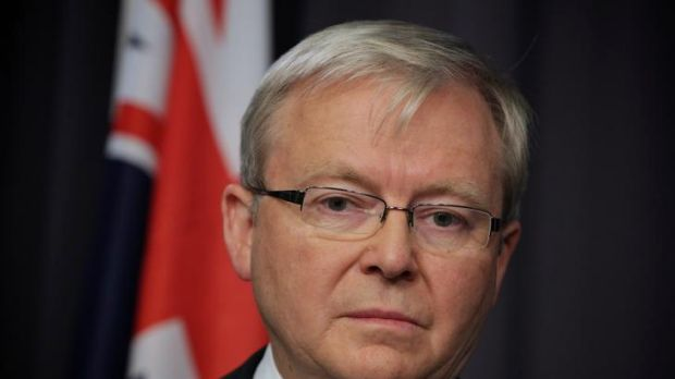 Labor MPs have accused Foreign Affairs Minister Kevin Rudd of inflating his support in the party room in his leadership ...