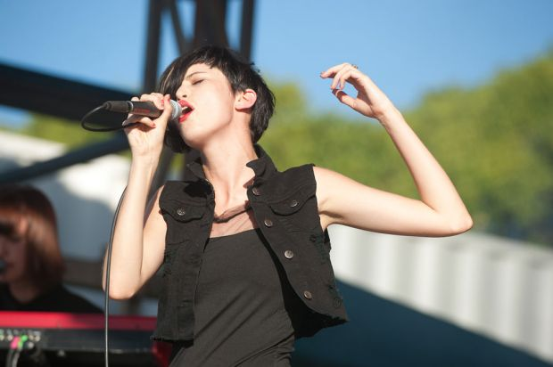 The Jezabels.