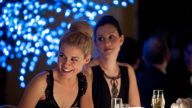 Rachael Taylor says <i>Any Questions for Ben?</i> is the first film in which she feels she hasn't been emotionally ...
