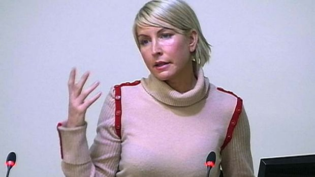 Heather Mills .. denies giving Piers Morgan access to her voicemails.