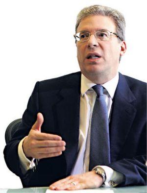 Tom Albanese, chief executive of Rio Tinto.